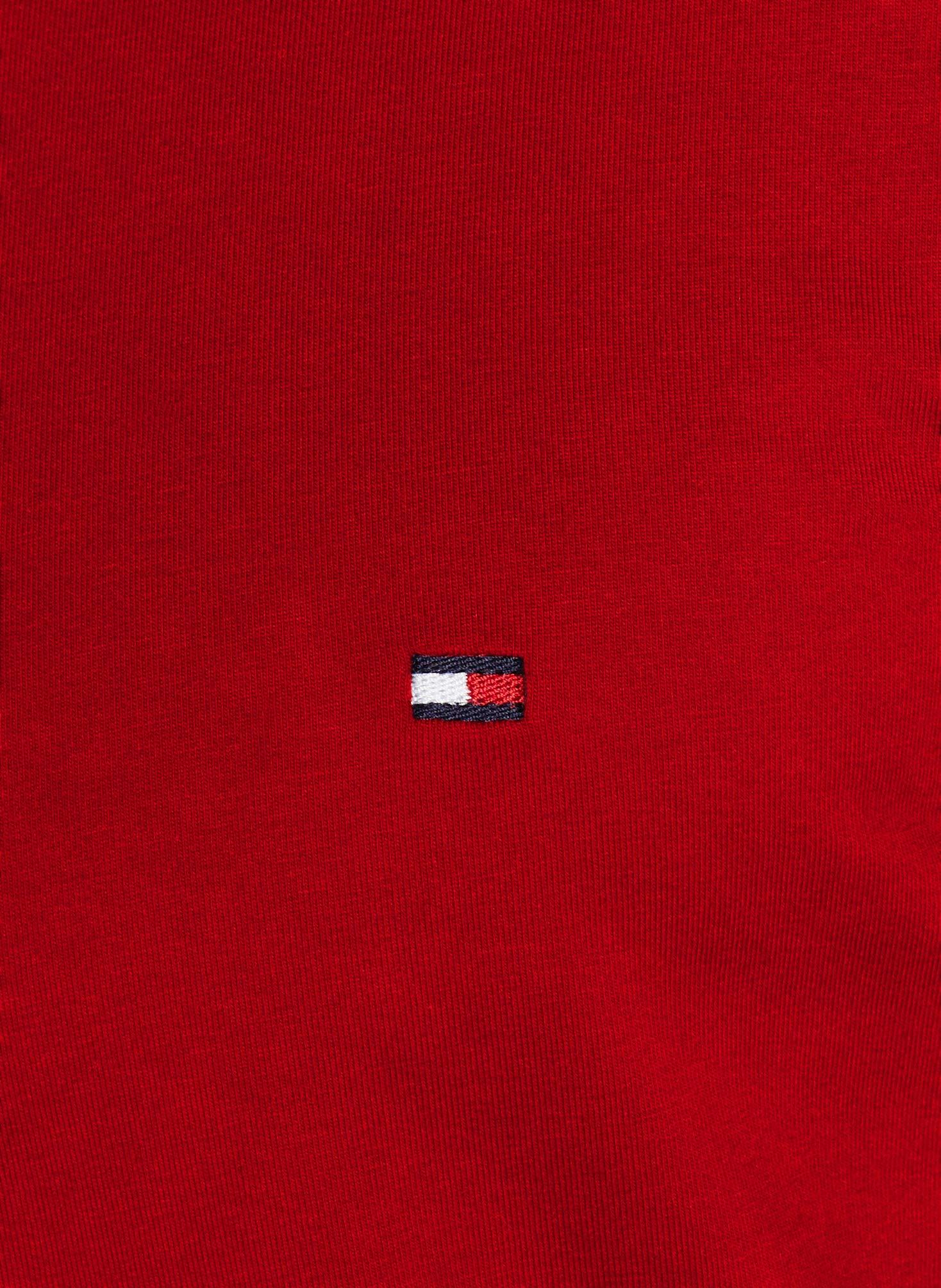 Tommy Hilfiger Stretch Slim Fit Long Sleeve Camisa Manga Larga para Hombre