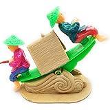 E'cella Aquarium Sea -Saw for Fish Tank Ornament Decorations - Decorative Air Operated Action Toy