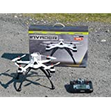 Invader MT1235 - GPS Quadkopter - Multikopter - 2,4 Ghz RTF GPS RTH inkl. Telemetrie