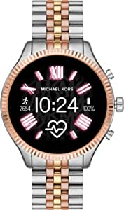Michael Kors Smartwatch Gen 5 Lexington Connected con Wear OS by Google e Altoparlante, GPS, Frequenza Cardiaca e Notifiche sullo Smartphone