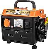 Cross Tools 68030 CPG 800 Benzin Stromerzeuger Stromaggregat Generator 1,5 kW