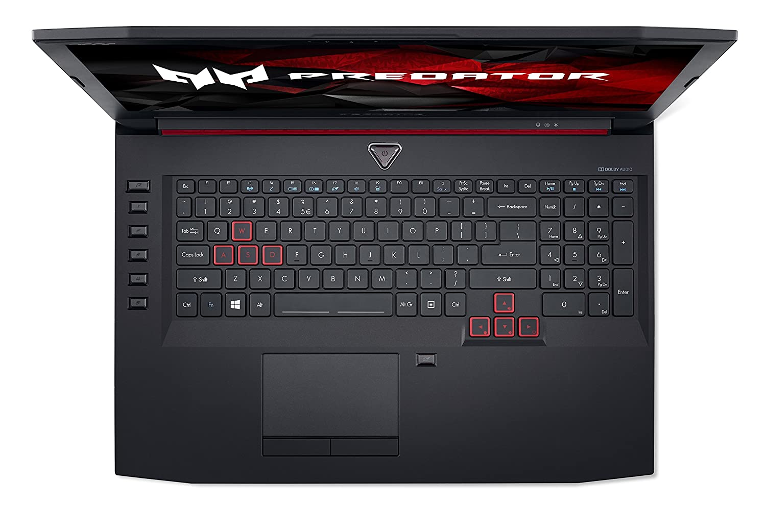 Acer Predator 15 G9-591-713C Gaming Notebook im Test