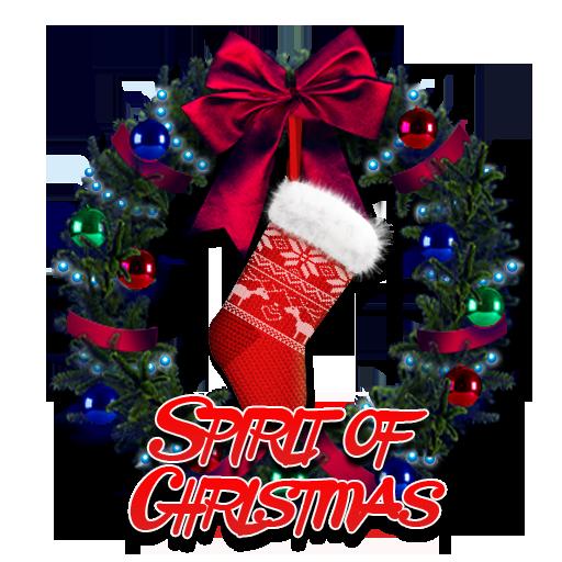 Spirit of Christmas (Animated Christmas Tree Ornament)