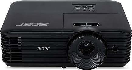 Acer X118H DLP Projektor (Native SVGA 800 x 600 Pixel, Kontrast 20.000:1, 3.600 ANSI Lumen)