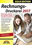 Rechnungsdruckerei 2017 Gold Edition [Download]