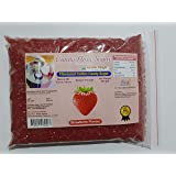 CLICK FOOD PRODUCTS Strawberry Flavoured Cotton Candy Floss Sugar