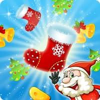 Christmas Snow Drops - Spiel drei Puzzle