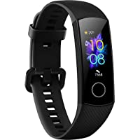 HONOR Band 5 Smart Wristband/Fitness Tracker with Heartrate Monitor, Blood Oxygen Sensor,…