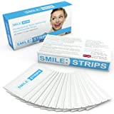 Teeth Whitening Strips - Zero Peroxide - Fluoride Free - Whiten Teeth - Enamel Safe! Promising Shades Whiter for That Whiter