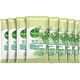 Dettol Schoonmaakdoekjes Bio afbreekbaar - Cleanser 8 x 50 DoekjesGrootverpakking