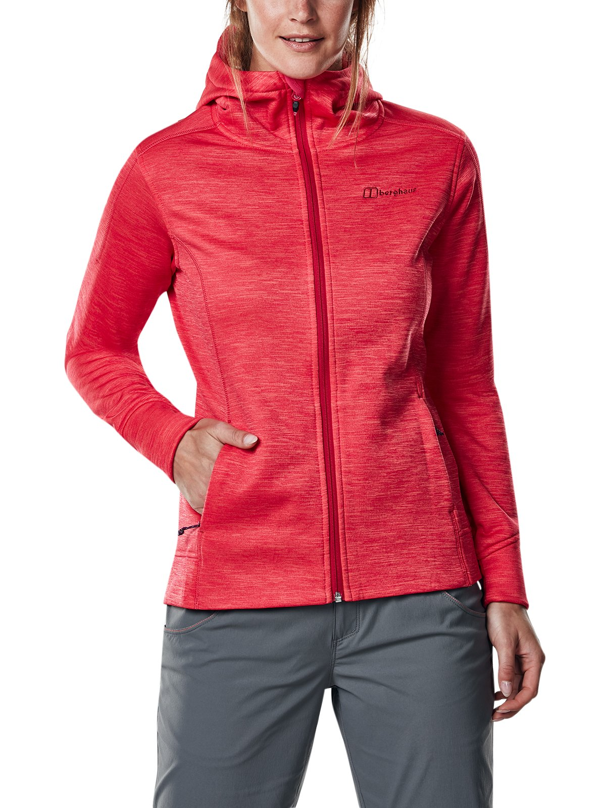 81NB4dg2wPL - Berghaus Women's Kamloops Full Zip Fleece Jacket
