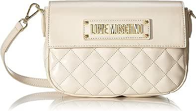 Love Moschino Borsa Quilted Nappa Pu, Tracolla Donna, 16x23x6 cm (W x H x L)