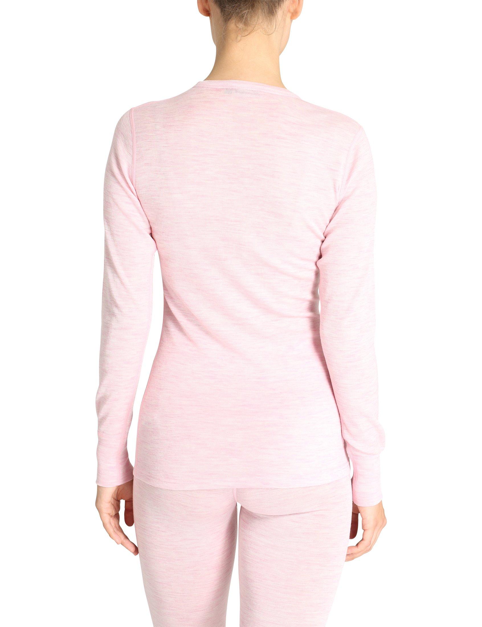 42e038538eb Ultrasport Pure Camiseta Interior Funcional, Mujer, Rosado, S ...