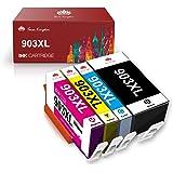 Toner Kingdom Sostituzione cartucce d'inchiostro compatibili per HP 903XL 903L per HP Officejet 6950 HP Officejet Pro 6960 69