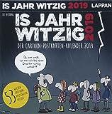 Is Jahr witzig! 2019: Postkartenkalender