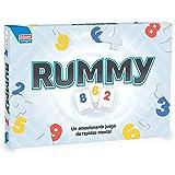 Falomir- Rummy Junior Juego de Mesa, Multicolor, Talla Única (646456)