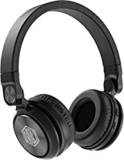 Nu Republic Starboy Wireless Headphone with Mic (Black)