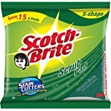 Scotch-Brite Scrub Pad, Large (Pack of 6) (H18-4878)