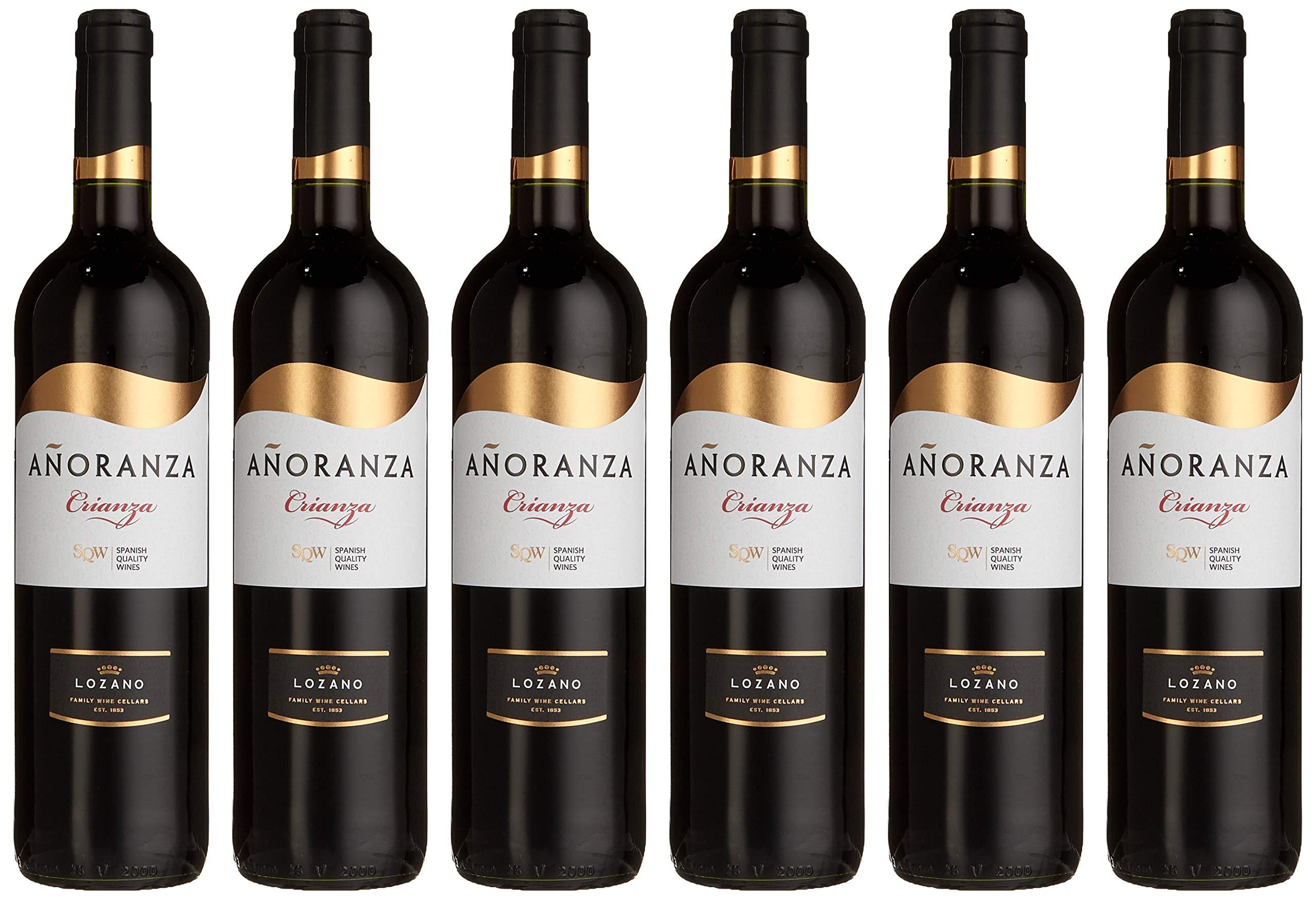 Juan-Ramn-Lozano-Aoranza-Crianza-Bodegas-Tempranillo-2014-Trocken-6-x-075-l