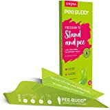 PeeBuddy 10 Funnels Disposable Female Urination Device for Women | Recyclable, Portable, Leak-proof Stand and Pee…