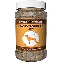 Barker and Barker Tasty Topper - Liver Food Topper for dogs-170g pot