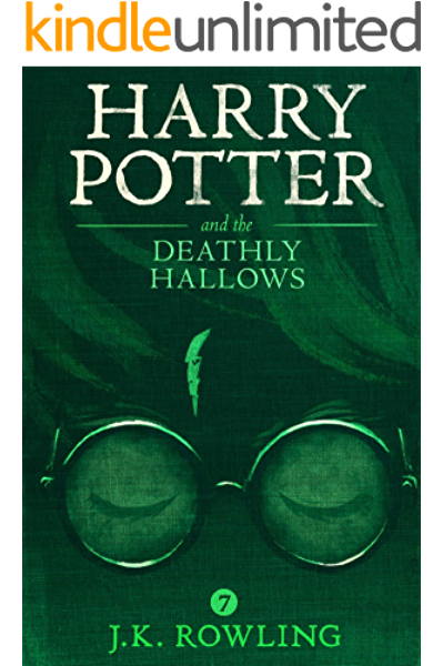 Harry Potter And The Deathly Hallows Ebook Rowling J K Amazon Co Uk Kindle Store