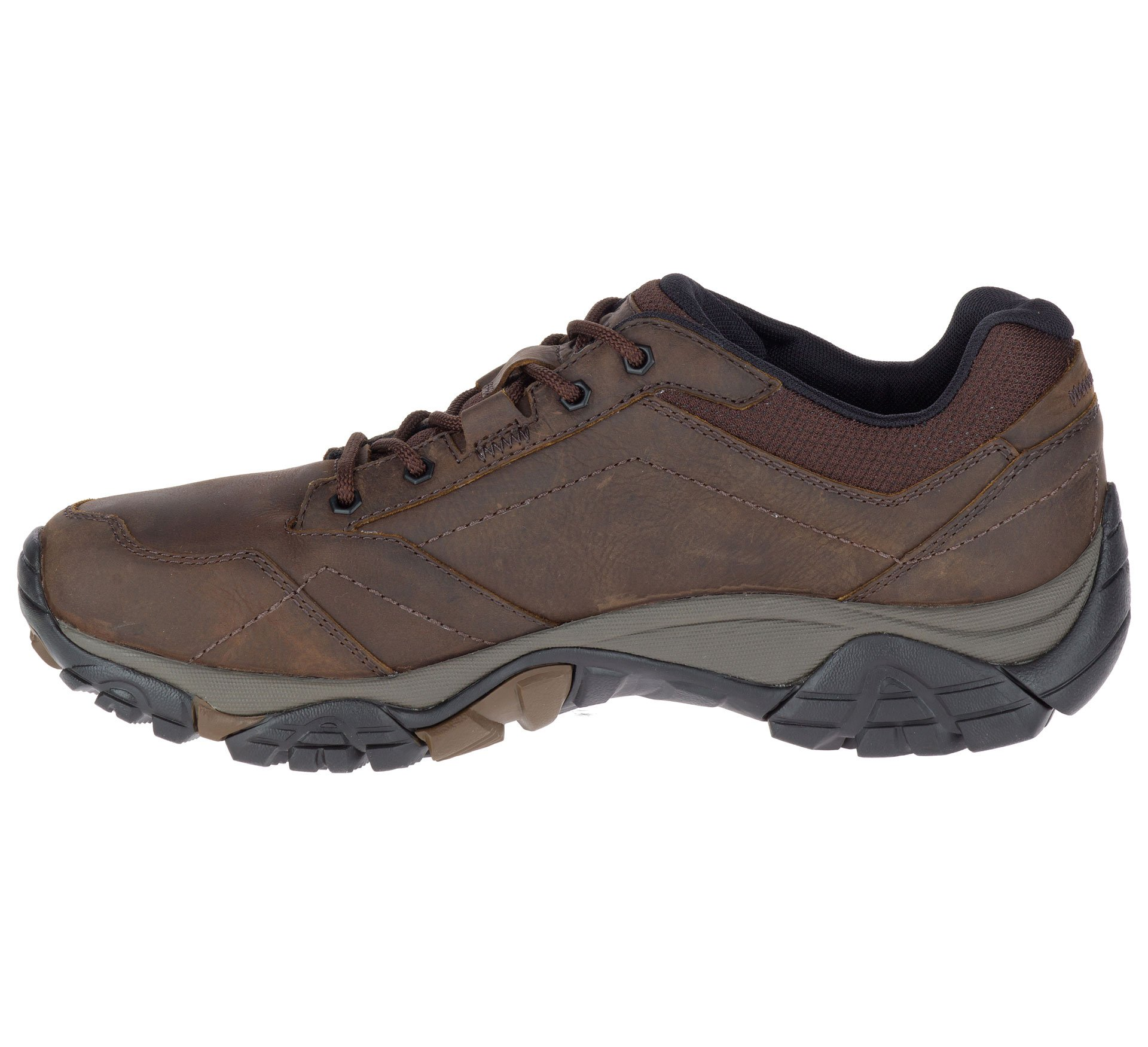 81NEabwtyZL - Merrell Men Moab Adventure Lace Waterproof Hiking Shoes