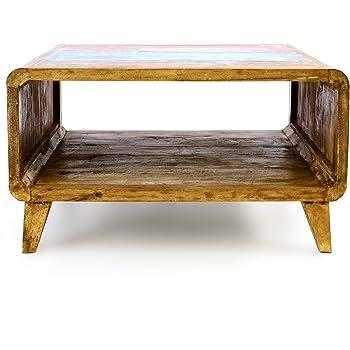 Divero Vintage Couchtisch Tv Tisch Beistelltisch Shabby Chic Mobel