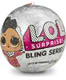 MGA Entertainment 557074E7C L.O.L. Surprise Dolls Bling Series 3-1A Sammelfigur, bunt