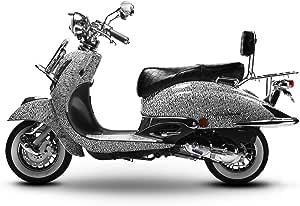 Retroroller Motorroller Roller Retro Scooter 50 ccm - 25