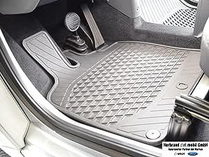 Smart Allwetter Fussmatten 451 Fortwo Auto
