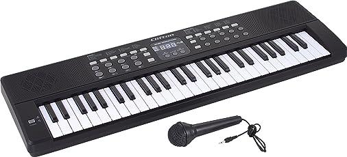 Tastiera CLIFTON per principianti LP5450 con microfono
