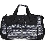 Sporttasche Keanu Adventure Damen Herren * Viele Fächer Schuhfach, Seitentaschen * 45 Liter Fitness Tasche Sport Sauna Reiset