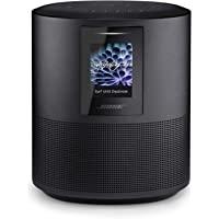 Bose Home Speaker 500 Enceintes avec Alexa d'Amazon intégrée Noir