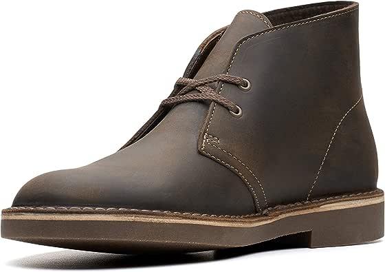 Clarks Bushacre 2 Men's Leather Boots Bo