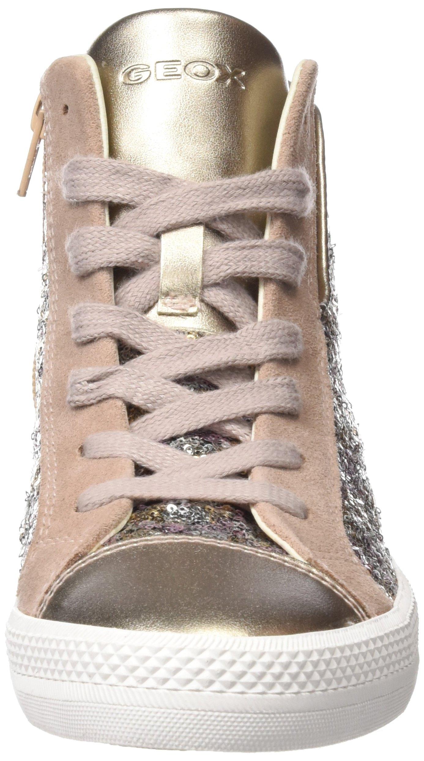 Geox Damen D Giyo A Hohe Sneaker 4