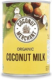 Coconut Merchant Organic Coconut Milk 13.5 fl Oz x6 Cans