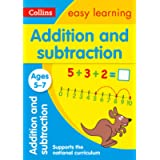 Addition and Subtraction Ages 5-7: Prepare for school with easy home learning (Collins Easy Learning KS1)
