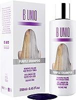 Der SIEGER 2019 - Silbershampoo - Anti-Gelbstich Purple Shampoo für blonde, blondierte, gesträhnte und graue Haar - No...