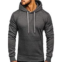 BOLF Homme Sweat-Shirt a Capuche avec Fermeture éclair Hoodie Sweat zippé Manches Longues Temps Libre Sport Fitness…