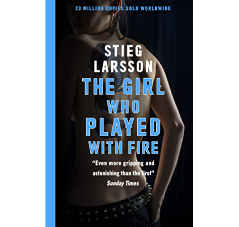 The Girl Who Played With Fire: A Dragon Tattoo story