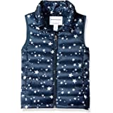 Amazon Essentials Lightweight Water-Resistant Packable Puffer Vest Outerwear-Jackets Niñas
