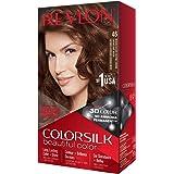 Colorsilk por Revlon, Permanente sin amoníaco, Color de pelo ...
