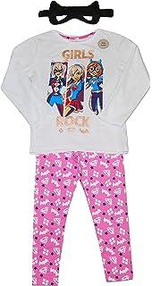 Petite Ladies Supergirl Leotard Cartoon Character Swimsuit