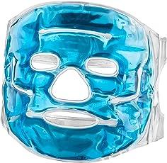 Feluna - Maschera gel per occhi, maschera rilassante per terapia del freddo