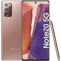 Samsung Galaxy Note 20 5G Android Smartphone ohne Vertrag Triple Kamera Infinity-O Display 256 GB Speicher starker Akku…