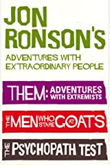 Jon Ronson's Adventures With Extraordinary People Kindle Edition