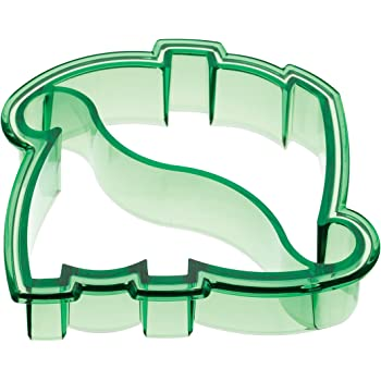 Let's Make Dinosaur Shaped Sandwich Cutter