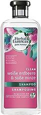 Herbal Essences Weiße Erdbeere Und Süße Minze Shampoo, 400 ml
