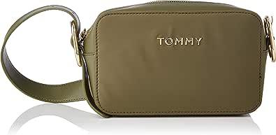Tommy Hilfiger Damen Recycled Nylon Crossover Taschen, Einheitsgröße